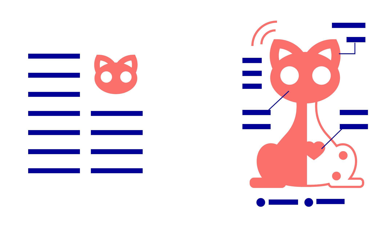 Infograafi kissa