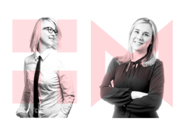 Teea Björklund & Minna Utriainen