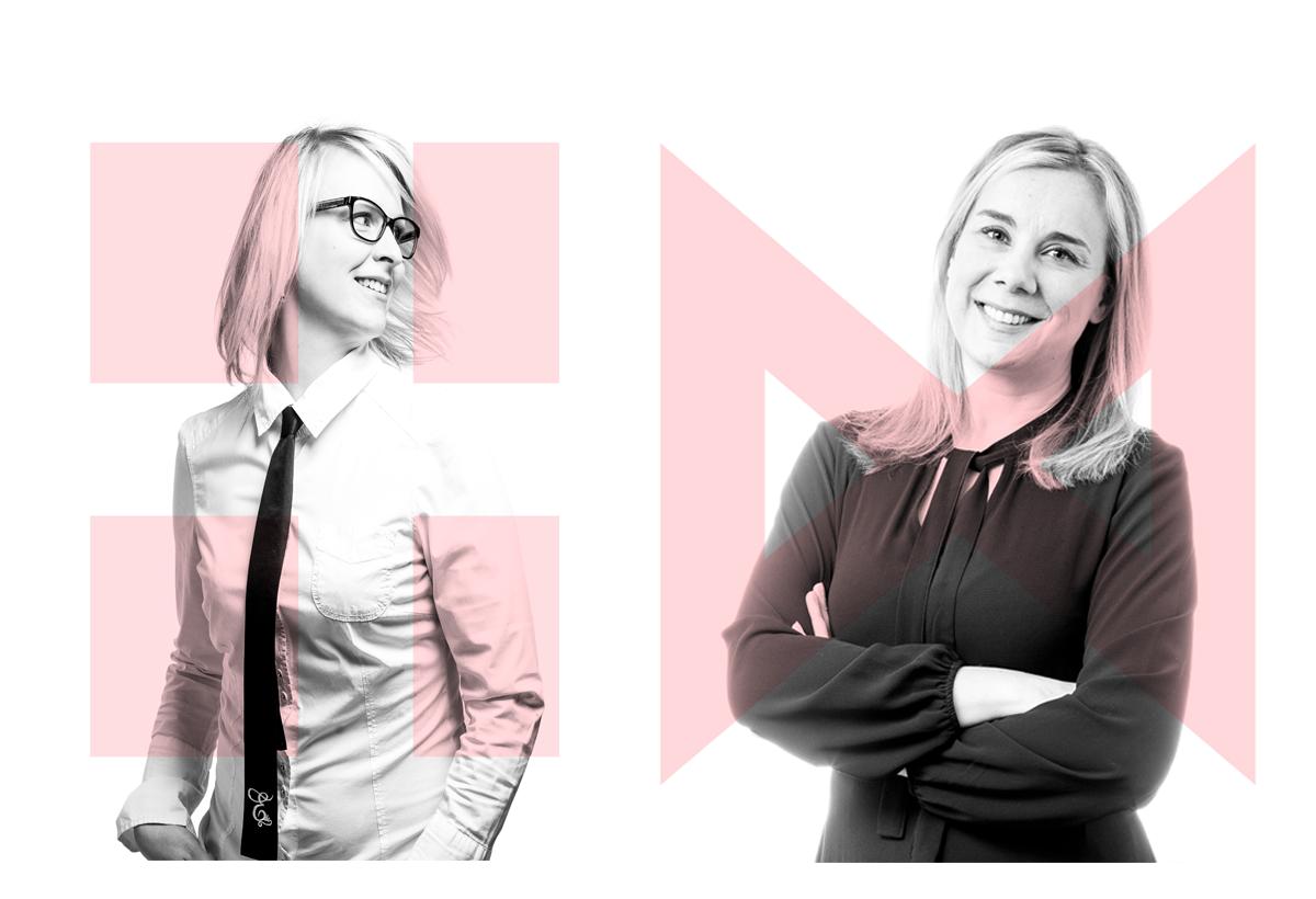 Image showing Teea Björklund & Minna Utriainen